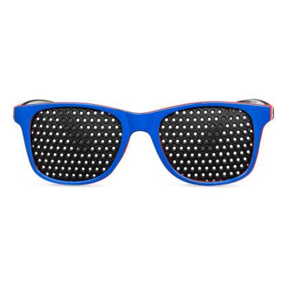 Rasterbril voor kinderen voorkant