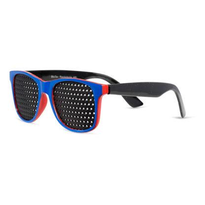 Rasterbril voor kinderen zijkant